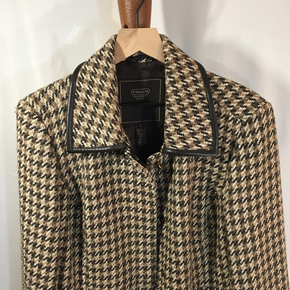 Coach Jackets & Blazers - Coach Wool Overcoat